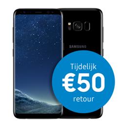Samsung Galaxy S8 + 50 retour